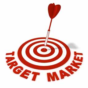 Hit your target markets with a good website design